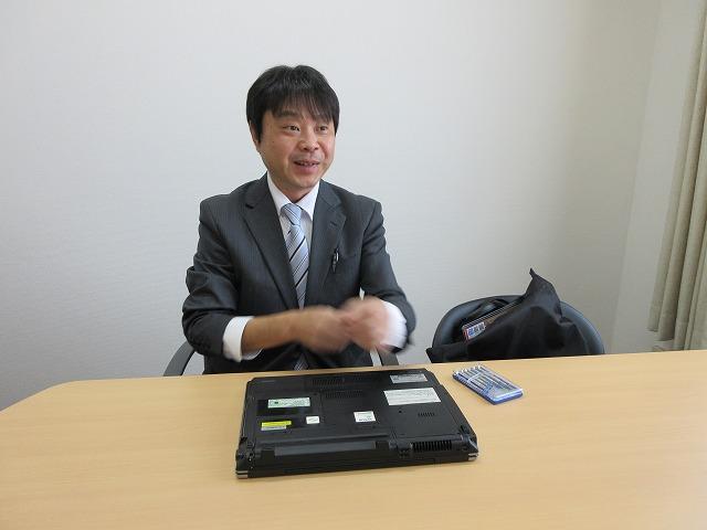 くらしきPCサポート堀口さん